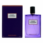 Fleur D'Oranger by Molinard, 2.5 oz Eau De Parfum Spray for Women