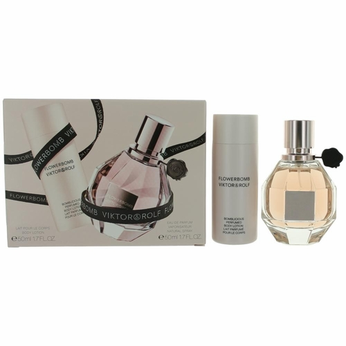 Flowerbomb by Viktor & Rolf, 2 Piece Gift Set for Women