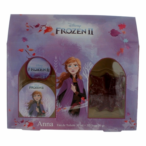 Frozen II Anna by Disney, 2 Piece House Gift Set for Girls