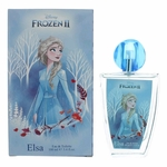 Frozen II Elsa by Disney, 3.4 oz Eau De Toilette Spray for Girls