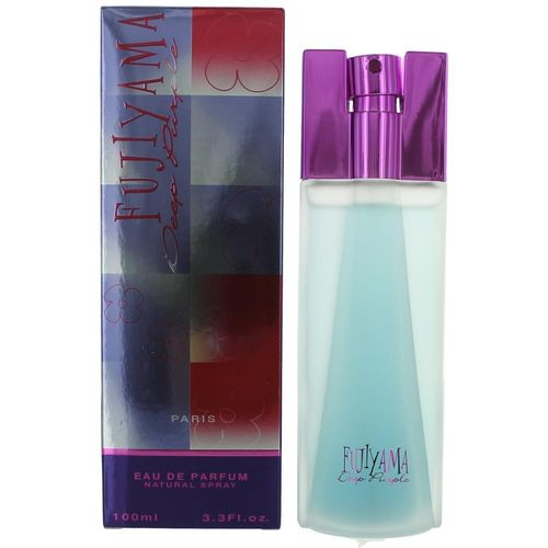Fujiyama Deep Purple by Parfum Fujiyama, 3.3 oz Eau De Parfum Spray for Women