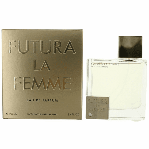 Futura La Femme by Armaf, 3.4 oz Eau De Parfum Spray for Women