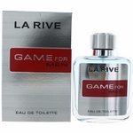 Game by La Rive, 3.4 oz Eau De Toilette Spray for Men