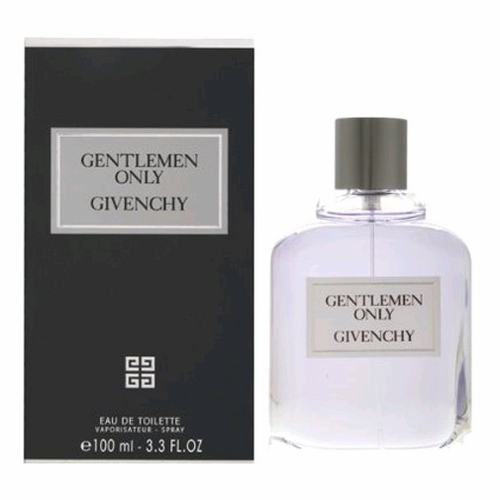 Gentlemen Only by Givenchy, 3.3 oz Eau De Toilette Spray for Men