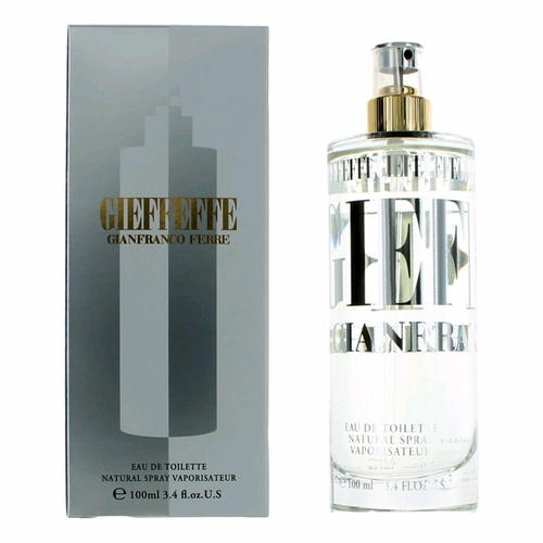 Gieffeffe by Gianfranco Ferre, 3.4 oz Eau De Toilette Spray for Unisex
