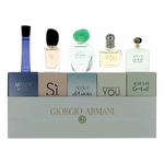 Giorgio Armani by Giorgio Armani, 5 Piece Mini Variety Set for Women