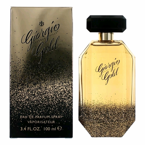 Giorgio Gold by Beverly Hills, 3.4 oz Eau De Parfum Spray for Women