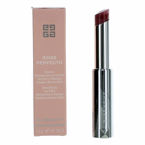 Givenchy Rose Perfecto by Givenchy, .09 oz Plumping Lip Balm Feeling Nude 102