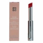 Givenchy Rose Perfecto by Givenchy, .09 oz Plumping Lip Balm Soothing Red 303