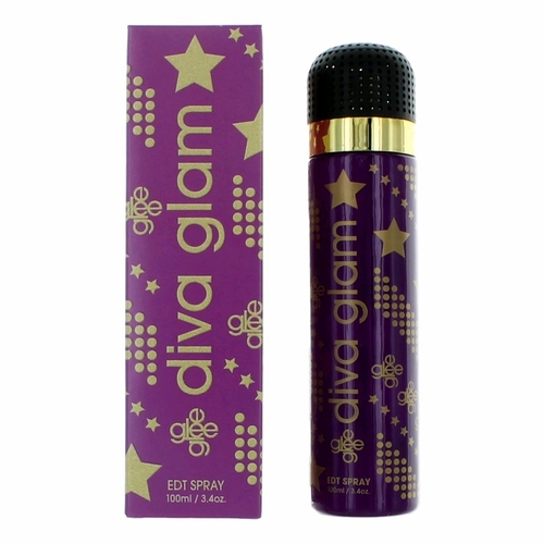 Glee Diva Glam by Marmol & Son, 3.4 oz Eau De Toilette Spray for Women