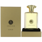 Gold by Amouage, 3.4 oz Eau De Parfum Spray for Men