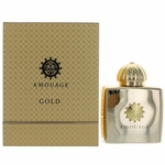 Gold by Amouage, 3.4 oz Eau De Parfum Spray for Women