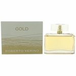Gold by Roberto Verino, 3 oz Eau De Parfum Spray for Women