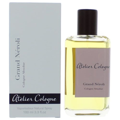 Grand Neroli by Atelier Cologne, 3.3 oz Cologne Absolue Spray for Unisex