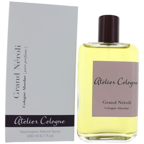 Grand Neroli by Atelier Cologne, 6.7 oz Cologne Absolue Spray for Unisex