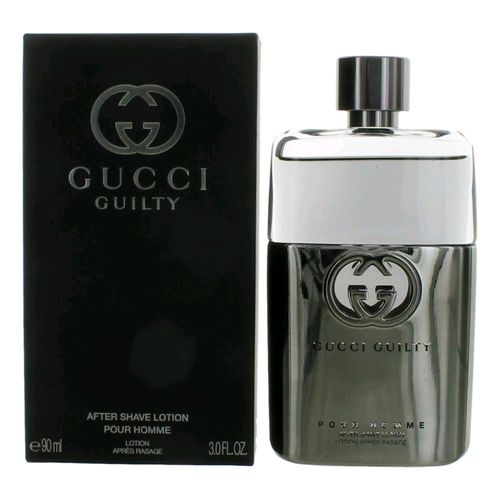 Gucci Guilty by Gucci, 3 oz After Shave Lotion for Men