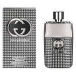 Gucci Guilty by Gucci, 3 oz Stud Edition Eau De Toilette Spray for Men