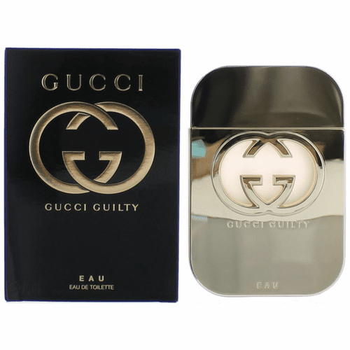 Gucci Guilty Eau by Gucci, 2.5 oz Eau De Toilette Spray for Women