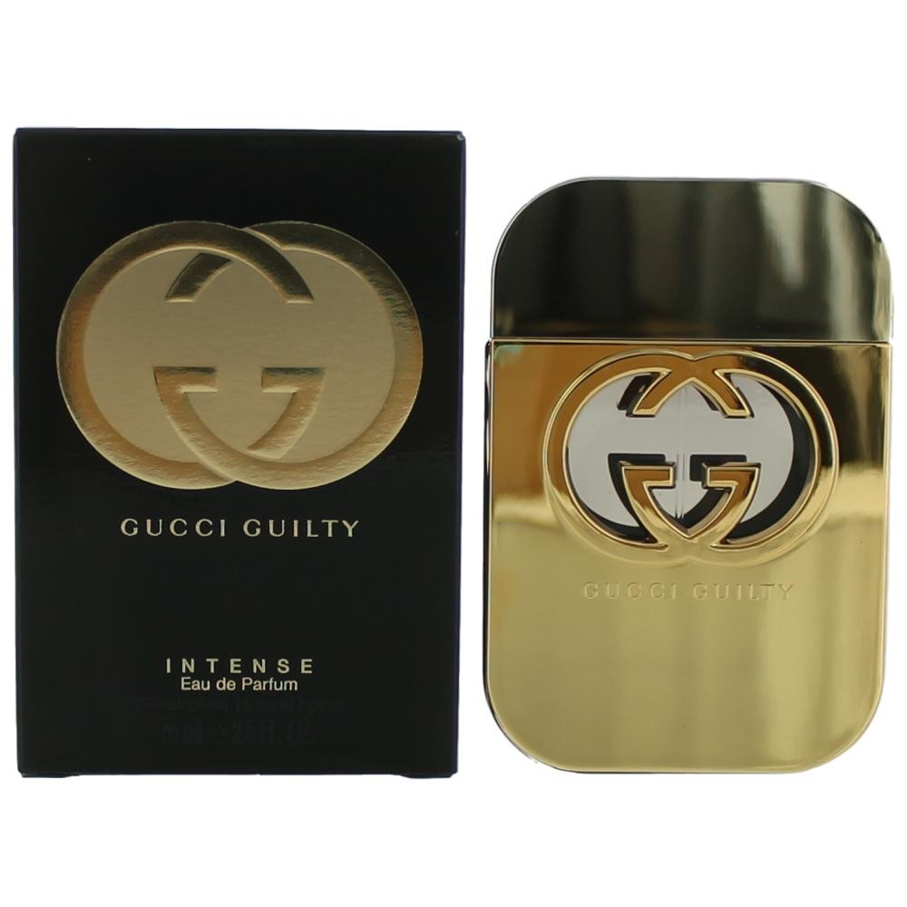 a1de97a88 Gucci Guilty Intense by Gucci, 2.5 oz Eau De Parfum Spray for Women