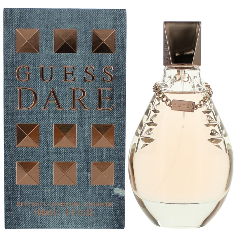 Authentic Guess Dare Perfume By Guess 34 Oz Eau De Toilette Spray