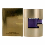 Guess Gold by Guess, 2.5 oz Eau De Toilette Spray for Men