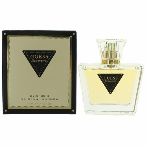 Guess Seductive by Guess, 2.5 oz Eau De Toilette Spray for Women