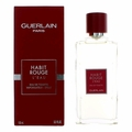 Habit Rouge L'eau by Guerlain, 3.3 oz Eau De Toilette Spray for Men