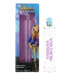 Hannah Montana Secret Celebrity by Disney, 3.4 oz Cologne Spray for Grls