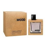 He Wood by Dsquared2, 3.4 oz Eau De Toilette Spray for Men (Hewood)