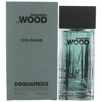 He Wood Cologne by Dsquared2, 5 oz Eau De Cologne Spray for Men (Hewood)