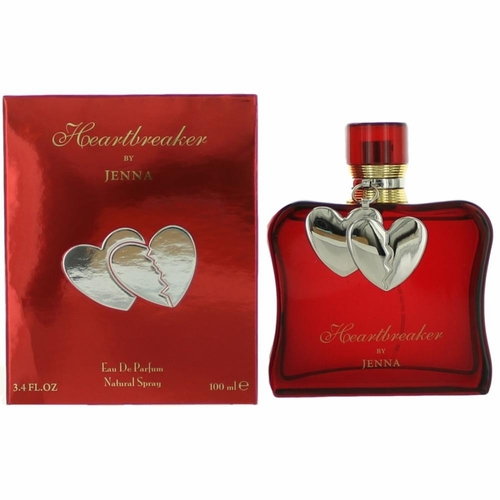 Heartbreaker by Jenna Jameson, 3.4 oz Eau De Parfum Spray for Women