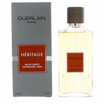 Heritage by Guerlain, 3.3 oz Eau De Toilette Spray for Men