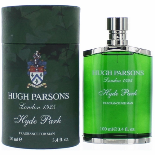 Hyde Park by Hugh Parsons, 3.4 oz Eau De Parfum Spray for Men