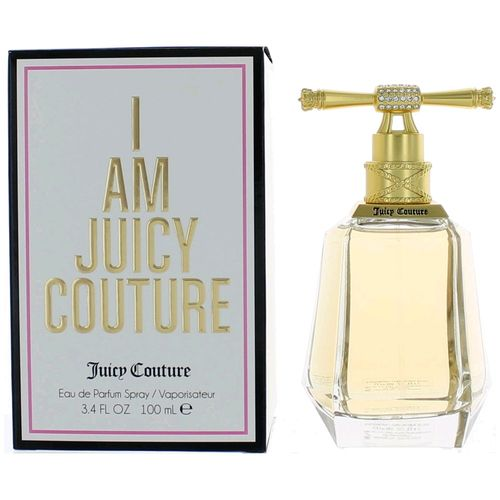 I Am Juicy Couture by Juicy Couture, 3.4 oz Eau De Parfum Spray for Women
