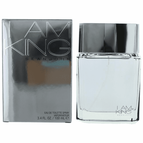 I Am King by Sean John, 3.4 oz Eau De Toilette Spray for Men