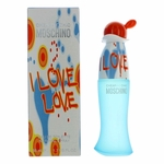 I Love Love Cheap & Chic by Moschino, 1.7 oz Eau De Toilette Spray for Women