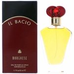 Il Bacio by Borghese, 1.7 oz Eau De Parfum Spray for Women