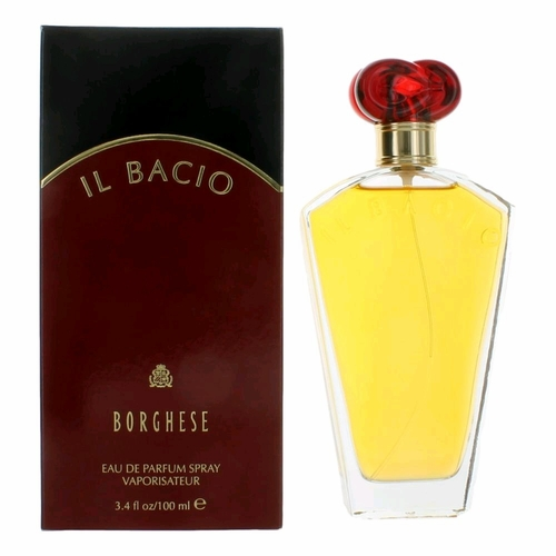 Il Bacio by Borghese, 3.4 oz Eau De Parfum Spray for Women