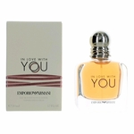 In Love With You by Emporio Armani, 1.7 oz Eau De Parfum Spray for Women