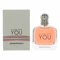 In Love With You by Emporio Armani, 3.4 oz Eau De Parfum Spray for Women