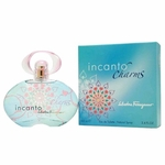 Incanto Charms by Salvatore Ferragamo, 3.4 oz Eau De Toilette Spray for Women
