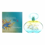 Incanto Sky by Salvatore Ferragamo, 3.4 oz Eau De Toilette Spray for Women