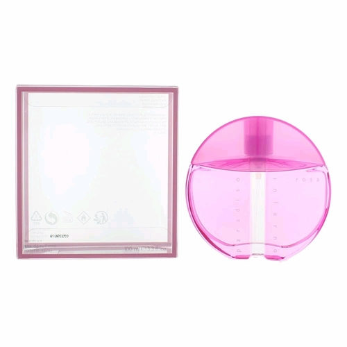 Inferno Paradiso Rosa by Inferno Paradiso, 3.3 oz Eau De Toilette Spray for Women