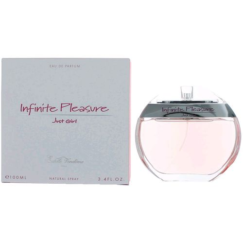 Infinite Pleasure Just Girl by Estelle Vendome, 3.4 oz Eau De Parfum Spray for Women