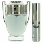 Invictus by Paco Rabanne, 2 Piece Gift Set for Men