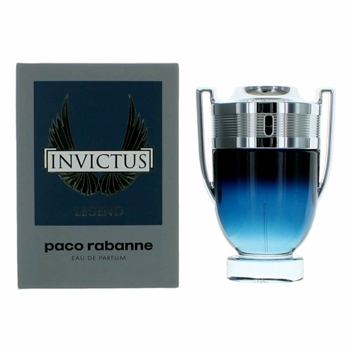 Invictus Legend by Paco Rabanne, 1.7 oz Eau De Parfum Spray for Men