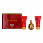 Iron Man by Marvel, 3 Piece Gift Set for Men