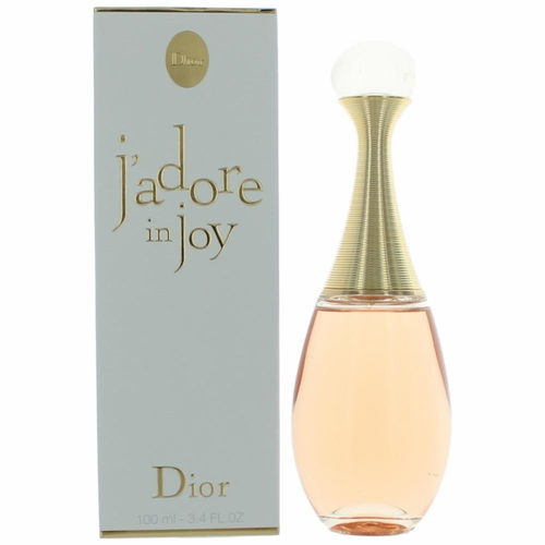 J'adore In Joy by Christian Dior, 3.4 oz Eau De Toilette Spray for Women