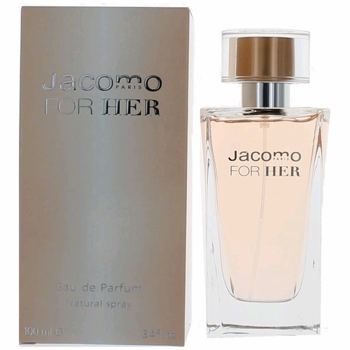 Jacomo by Jacomo, 3.4 oz Eau De Parfum Spray for Women