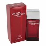 Jacomo de Jacomo Rouge by Jacomo, 3.4 oz Eau De Toilette Spray for Men